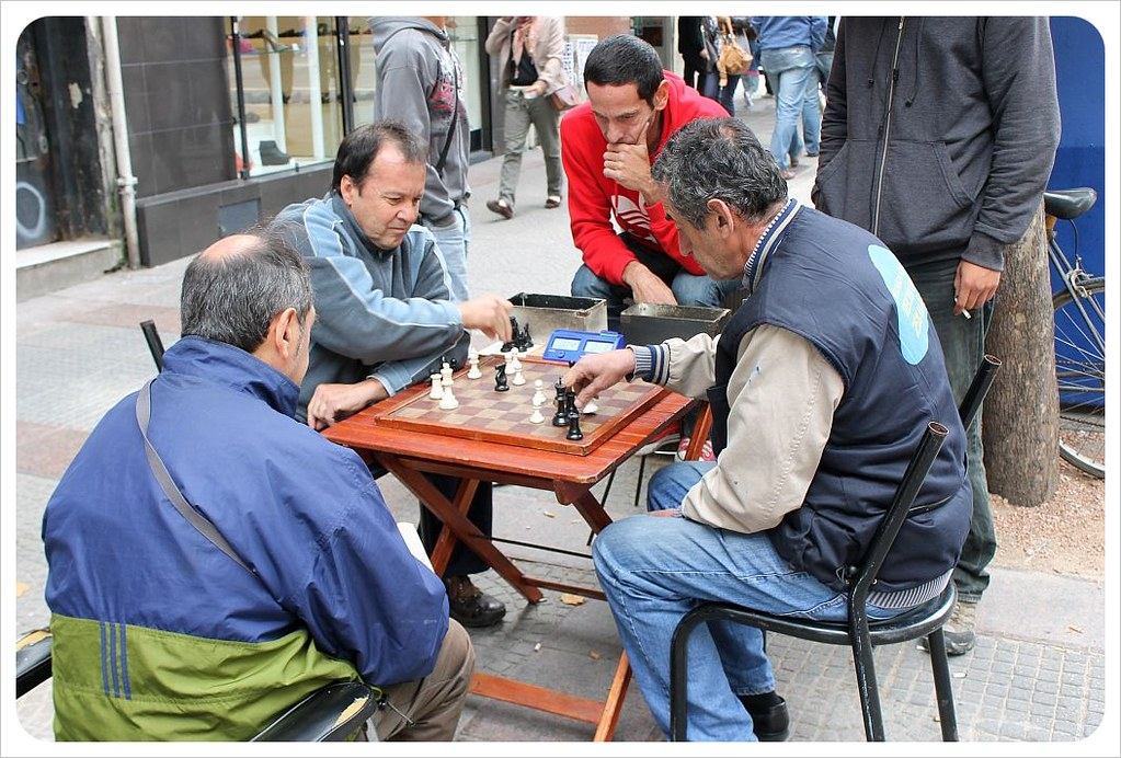 montevideo chess players