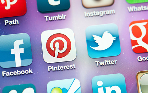 Social media plays a huge role when it comes Internet marketing