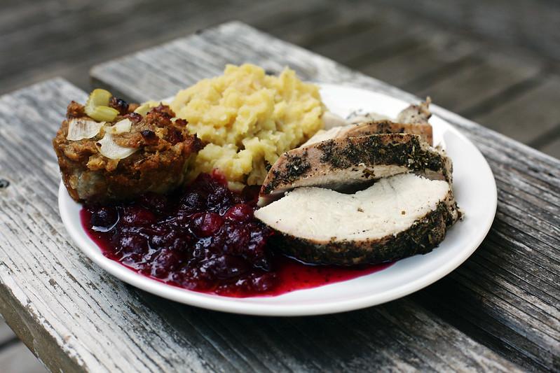 Thanksgiving in June
