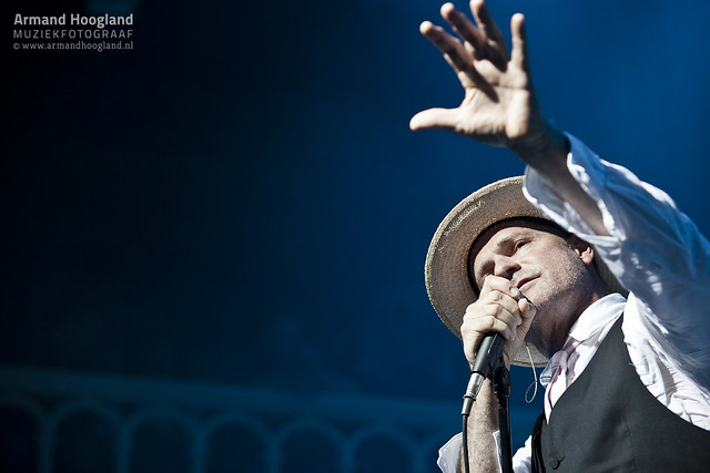 The Tragically Hip @ Paradiso Amsterdam