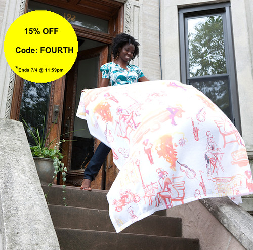 AphroChic Shop July 4th Sale!