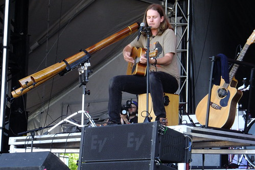 Richard Perso at Ottawa Bluesfest 2013