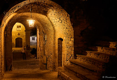 Sassoferrato (AN), giretto serale