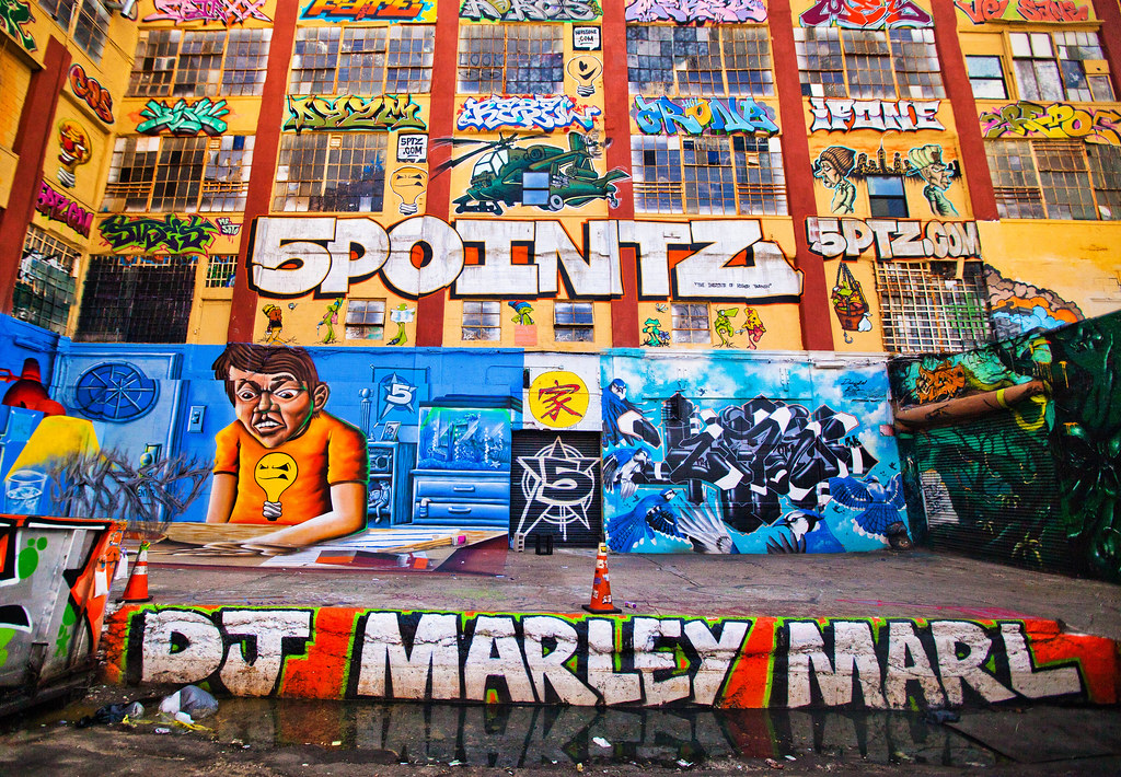 5POINTZ | Graffiti Mecca | Long Island City, NY