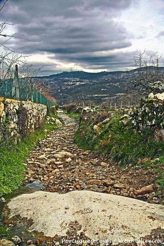 Via Romana de Vila Verde - Portugal