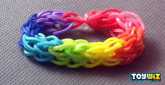 Rainbow Loom Band - New Pattern?