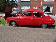 Oldtimerdag Sint Nicolaasga 06-07-2013