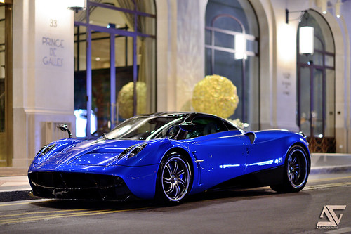 Huayra by A.G. Photographe