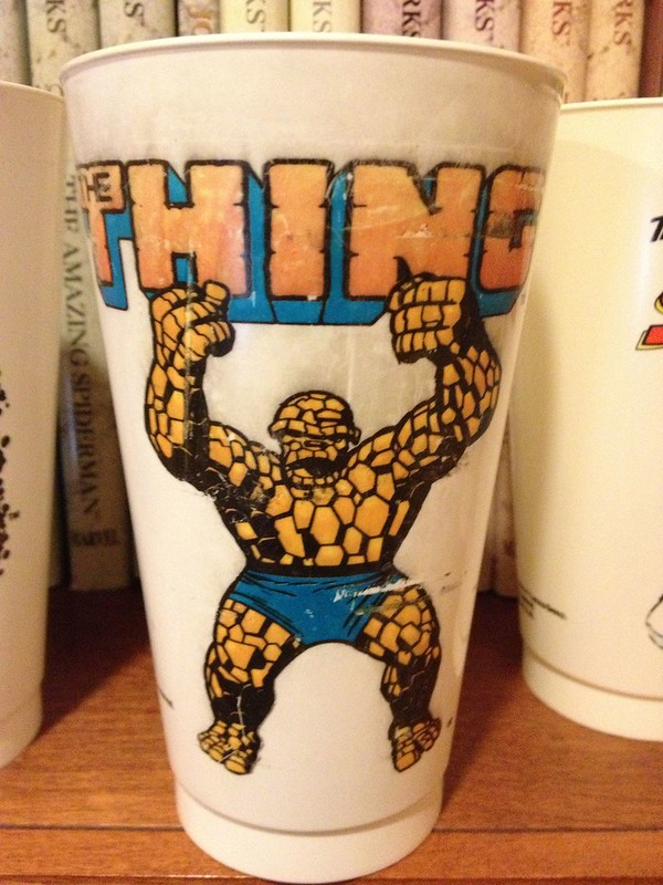 The Thing 3 Slurpee Cup