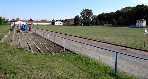Stadion des Friedens, Wolmirstedt