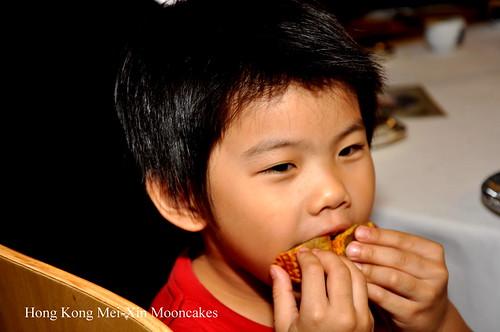Hong Kong Mei-Xin Mooncakes 5