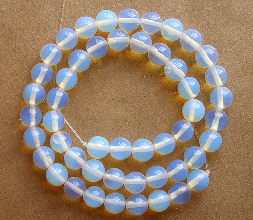 Moonstone - Beads (ball)