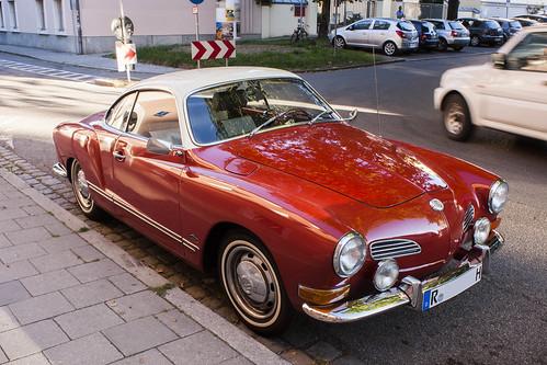 VW Karmann Ghia (1972-1974)