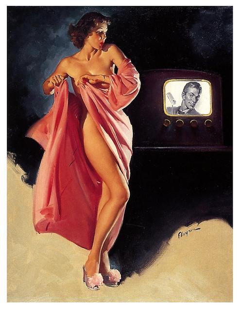 Bidirectional Television, Gil Elvgren