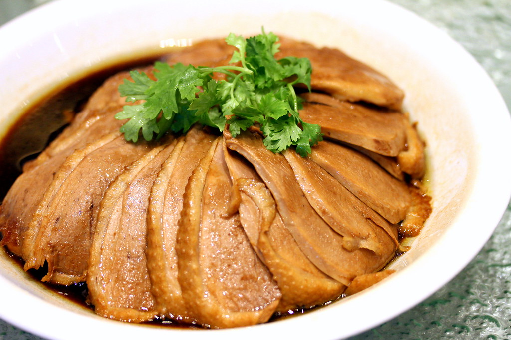 Chui Huay Lim Teochew Cuisine's Teochew Braised Buck