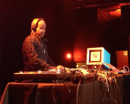 Juan Atkins at Decibel Festival 2013