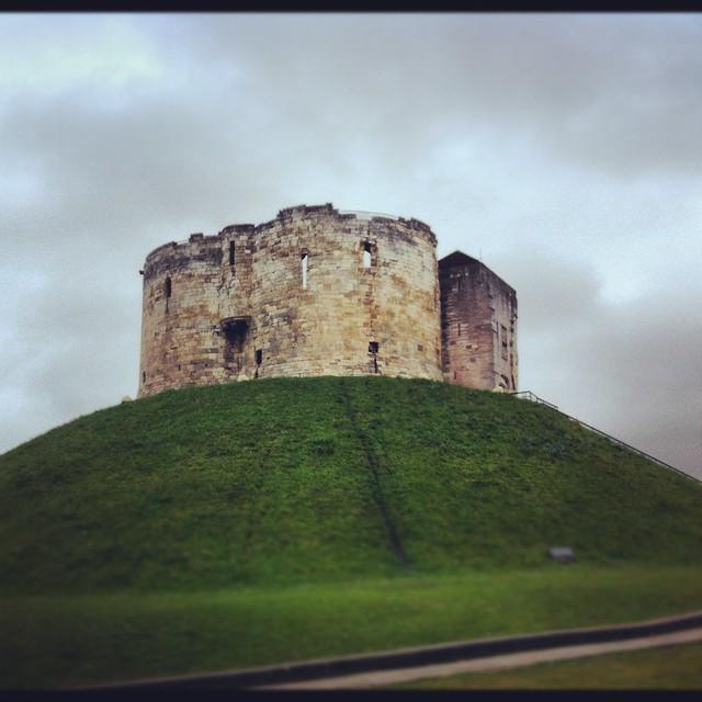 Visiting York, England