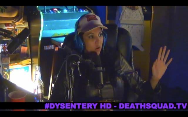 DYSENTERY #13