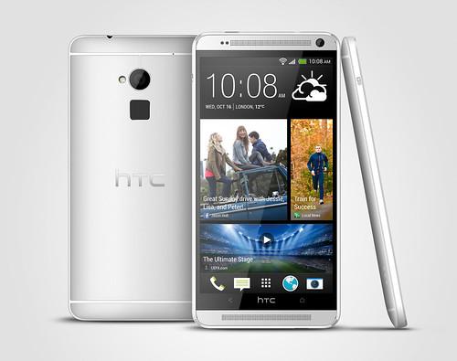 HTC One max冰川銀 (1)