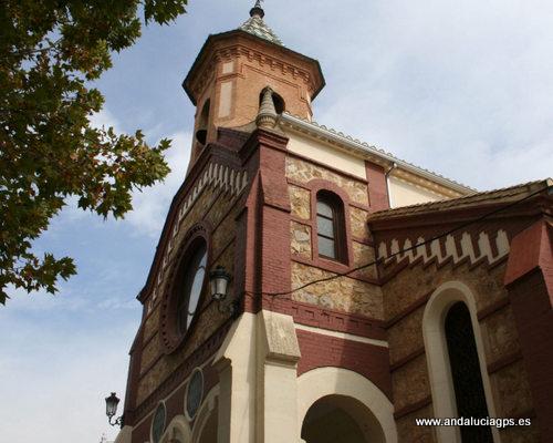 Granada - Güevejar - Iglesia de San Ildefonso y Santa Cristina - 37 15' 24 -3 35' 49
