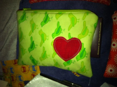 Pouch for Karen