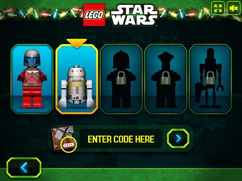 LEGO Star Wars 2013 Advent Calendar (75023)