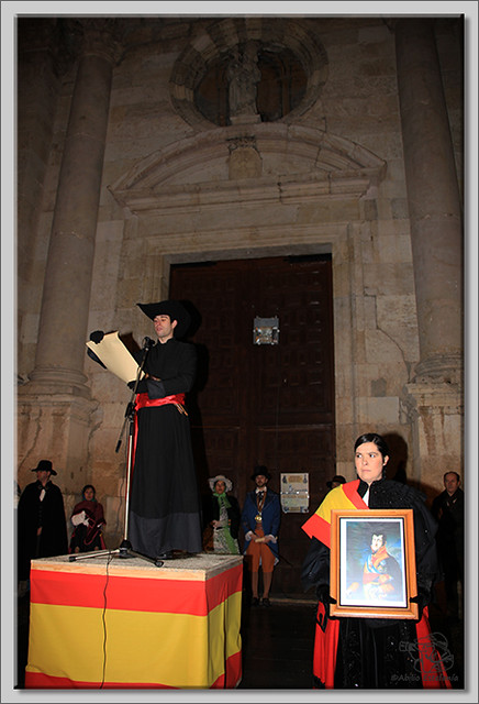 Recreación histórica de la Constitución de 1812 en Briviesca (2)