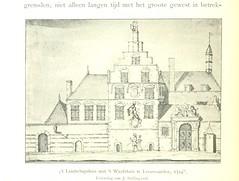 """British Library digitised image from page 206 of """"Onze Gouden Eeuw. De Republiek der Vereenigde Nederlanden in haar bloeitijd ... Geïllustreerd onder toezicht van J. H. W. Unger"""""""