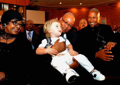 Church services held to remember the late former President Nelson Mandela, 8 Dec 2013 by GovernmentZA