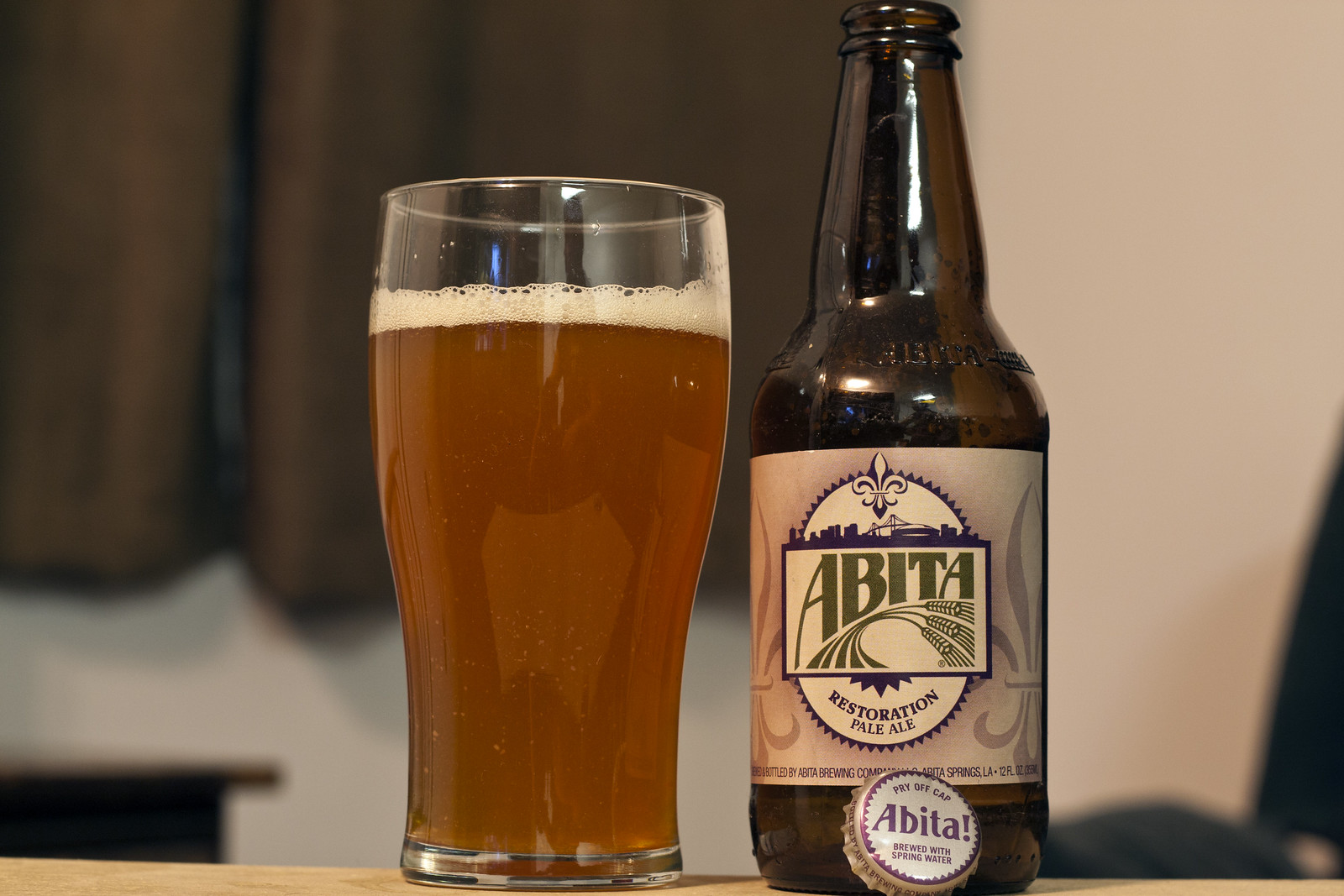 Review: Abita Restoration Pale Ale