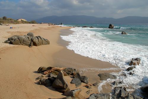 FCSconseil1 posted a photo:Plage d'Olmeto en Corse