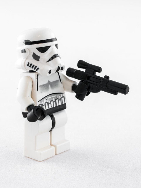 Lego Storm Trooper from Flickr via Wylio