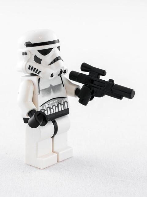 Lego Storm Trooper from Flickr via Wylio