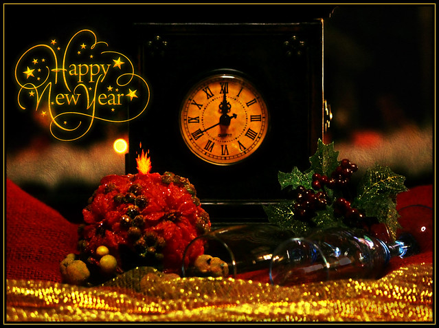 Photo:Happy Peaceful Year to all World! By:Viola's visions (Off - In surgery husband)