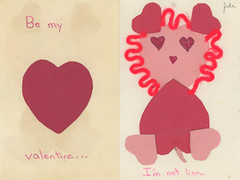 heart, heart, love, font, illustration, pink, valentine's day,