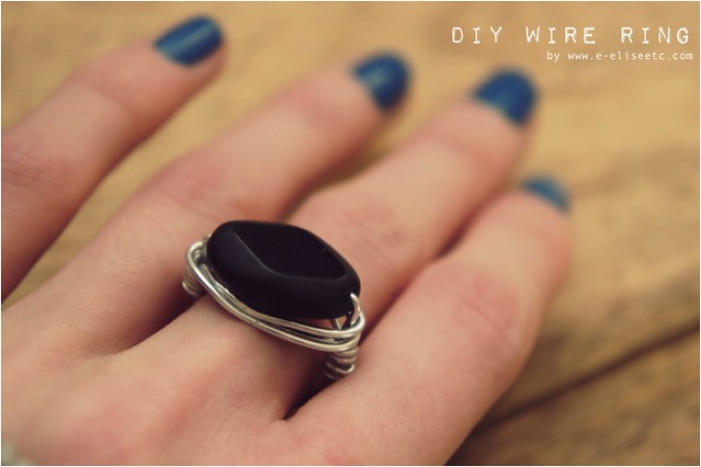 diy wire ring 1