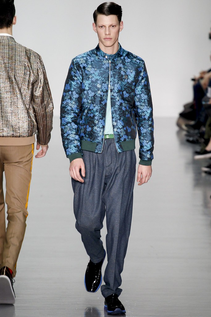 FW14 London Richard Nicoll013_Nemanja Maksic(VOGUE)