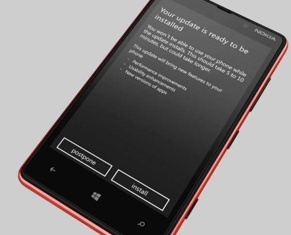 Nokia Black для Lumia 520 и 720