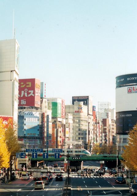 新宿大ガード1