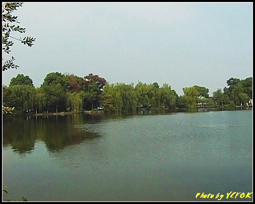 杭州 西湖 (其他景點) - 435 (西湖小瀛洲 上的亭台樓閣)