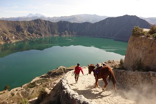 Lagoa de Quilotoa