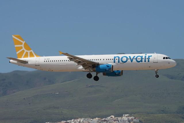 SE-RDP A321 Novair