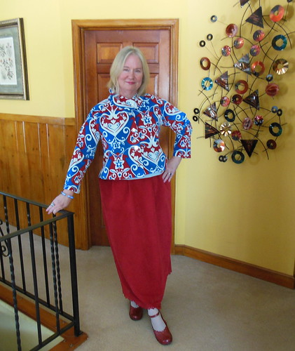 Butterick 5256 by becky b.'s sew & tell