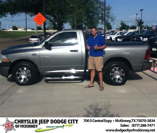 #HappyBirthday to Joshua Kardos from Joe  Ferguson and everyone at Dodge City of McKinney! by Dodge City McKinney Texas