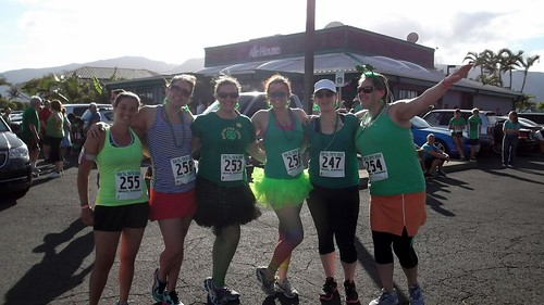 St. Patrick's Day Run