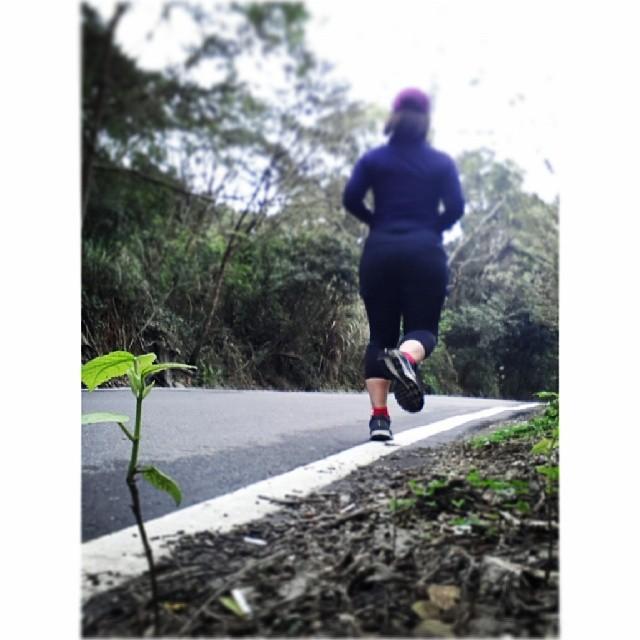 20140311 跑吧!  #有跑步沒在怕的
