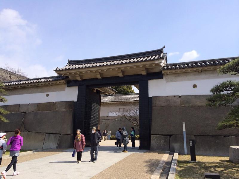 大手門   大阪城のガイド   攻城団