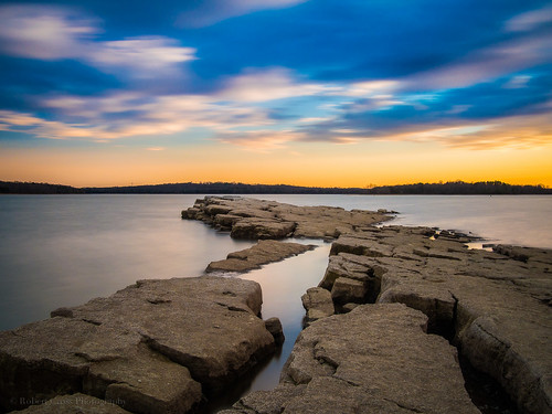 longexposure sunset lake water clouds landscape atardecer nashville tennessee bluesky olympus omd puestadelsol em5 20mmf17panasonic
