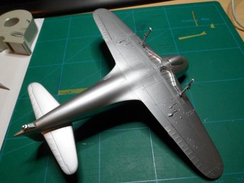 Pas-à-pas : Mitsubishi J2M3 modele 21 Raiden Jack [Tamiya 1/48] 13276137773_3291b27a3d_o
