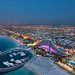 View from the Helideck of Burj Al Arab by DanielKHC